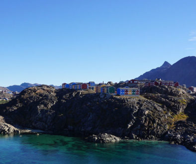 Sissimuit Greenland