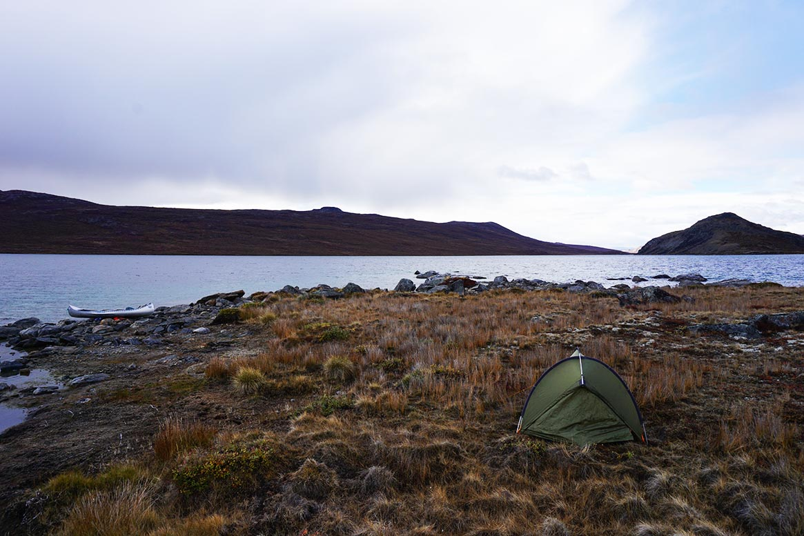 Greenland canoeing