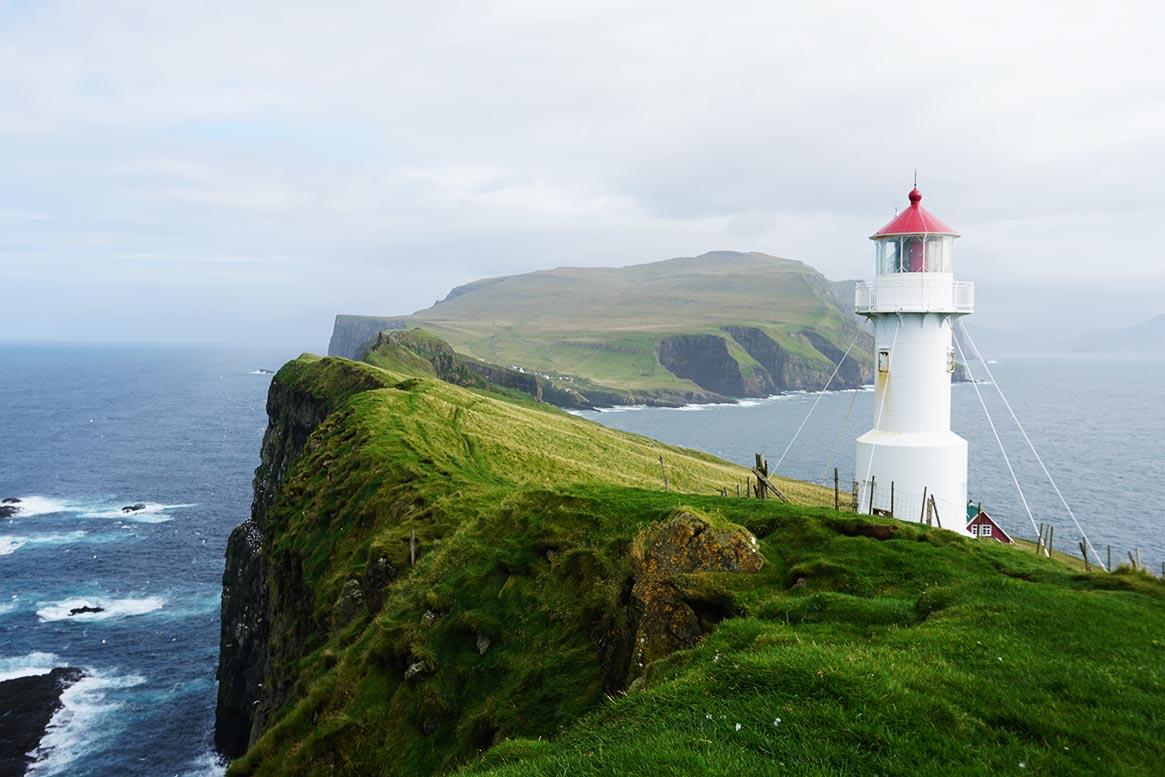 Alone on Mykines // Faroe Islands // RW1